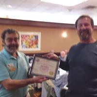 Bob Schroeder and Mike Walliser